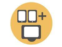 順番管理・呼出アプリ LineManager@Call-T1 - ポイント - シンプル